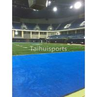Buy cheap Closed Celled PE Foam Rubber Underlay For Artificial Grass Shock Absorbing from wholesalers