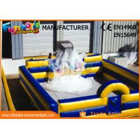 Wholesale Commercial Grade Inflatable Backyard Water Park / Inflatable Foam Dance Pit from china suppliers