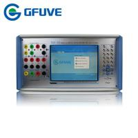 Buy cheap Three Phase Protective Relay Test Set 8.4 Inch TFT Color LCD For Differential Relay from wholesalers