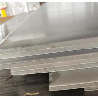 Buy cheap Custom Cut Stainless Steel Flat Sheet Food Grade Non Magnetic 2B Surface Finish from wholesalers