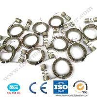 Buy cheap 220v 1500w Electric Stainless Steel Heating Coil For Injection Molding / Fog Machine from wholesalers