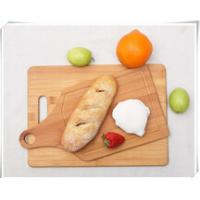 Buy cheap Hot-Selling Vegetable Bamboo Cutting Board with Handle from wholesalers