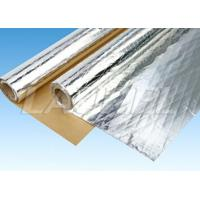 Buy cheap Double Sided Reflective Mylar Film Reinforced by Fiberglass for Insulation from wholesalers