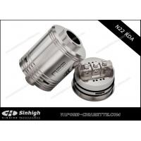N22 RDA Dripping Atomizer , Huge Vpor RDA Overall Diameter Clone N22 RDA Manufactures