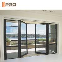 Buy cheap Sunshine Room Kitchen Sound Insulation Aluminum Alloy Door / Vertical Hinged Door GLASS DOOR FLOOR HINGE hinge shower do from wholesalers