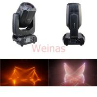 Buy cheap Two Gobo Wheel Led 200W 3in1 Beam Spot Wash With Pure Color Effect For Wedding from wholesalers