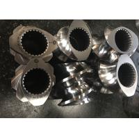 Buy cheap Kneading Block Extruder Spare Parts High Wear Protection Vacuum Quenching Treated product