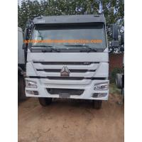 Buy cheap 371hp 25 - 40 Ton Heavy Cargo Trucks ZZ1257N4341W with Tr668 TR691 Tyre from wholesalers