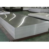 Buy cheap Custom 5086 Marine Aluminum Sheet / Aircraft Aluminum Plate With Good Weldability from wholesalers