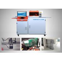 Buy cheap Full Automatic Channel Letter Bending Machine , Sheet Metal Bending Machines For Sale from wholesalers