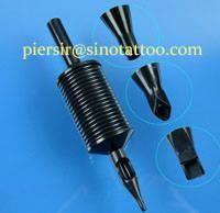 Buy cheap Black Plastic Tattoo Tubes from wholesalers