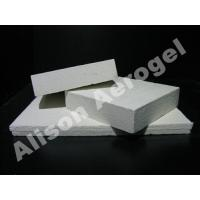 Buy cheap Alison aerogel panel GY10 board nano insulating material for heat and insulation from wholesalers