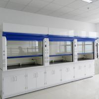 Buy cheap High Level FRP Laboratory Fume Hood Designed For Laboratory Ventilation System Project from wholesalers