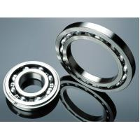 Buy cheap Real Slim Sealed Chrome Steel Ball Bearing Thin Section With Plastic Cage from wholesalers