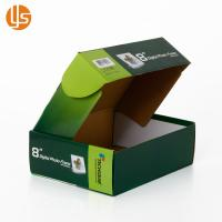 Wholesale Corrugated Paper Printed Shipping Boxes Custom Size Laminate Finishing from china suppliers