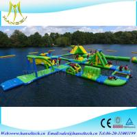 Buy cheap Hansel anazing inflatable bubble pool water pool toy for children from wholesalers
