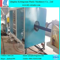 Buy cheap 63-110mm PN1.6 Welded HDPE water supply and drainge pipe production line making machine manufacture from wholesalers