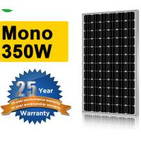 Buy cheap 72 Cells Mono Pv Module / Anodized Aluminum Frame Photovoltaic Solar Panels from wholesalers