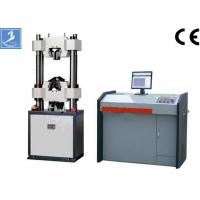 60 Ton Computer Servo Metal Electrical Testing Equipment Class 1 Calibration Accuracy Manufactures