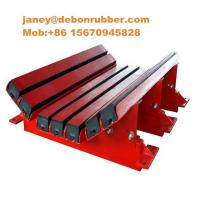 Buy cheap Conveyor Impact Bed Impact Cradle Impact Pad for Loading Zone of Belt Conveyor in Mining Industry from wholesalers