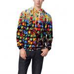Buy cheap New Arrival All Over Print Men's Hoodie Custom Mens Hoodies Sweatshirts from wholesalers
