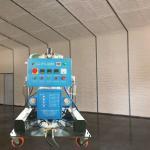 Buy cheap Pneumatic PU Foam Spray Insulation Injecting Equipment Polyurethane Spray Foam Machine from wholesalers