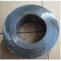 Buy cheap Medium Coarse Material Cemented Tungsten Carbide Roll Rings applying to Hot Rolling Mill from wholesalers