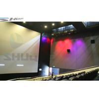 Buy cheap Cinema Dynamic 5D Movie Theater , 5D Cinema System for Family product