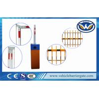 Buy cheap 8M Straight Boom Road Barrier Gate Automatic Gate Opener CE / ISO from wholesalers