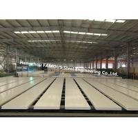 Buy cheap Rigid Polyurethane Foam Core Board Insulation For Freezer Cold Room PU Sandwich Panel from wholesalers