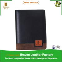 Buy cheap 2015 custom pu leather notebook for promotion from wholesalers