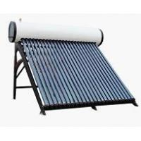 Buy cheap Non-pressurized Solar Power Water Heater With 0.4mm Thickness Inner Tank With OEM from wholesalers
