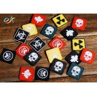 Buy cheap TAD Velcro Badge Outdoor Armband Soft Rubber PVC Patch For Shirts from wholesalers