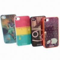 Buy cheap High-quality Mobilephone Cover, Easy to Change 3D Card, Wonderful 3D Depth product