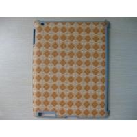 Buy cheap Customers design and logo, white endearing elegant pattern iPad2 hard case from wholesalers