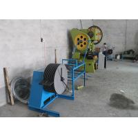 Buy cheap 2.5Ton Razor Barbed Wire Machine 2500*7000*2300mm Dimension Easy Operating from wholesalers