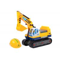 "Quality 30.3 "" Sliding Kids Ride On Toys Excavator With Highly Simulation Track for sale"
