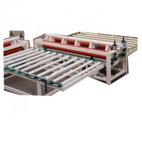 Buy cheap Semi - Automatic Decorative PVC Film Laminate Board Machine 380V CE ISO Approved from wholesalers