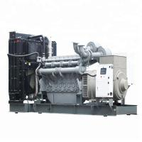 Buy cheap AC Three Phase Perkins Diesel Generator Set 400Kva 4 Stroke Cycle 6 Cylinder from wholesalers