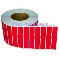 Buy cheap Printable Blank Tamper Evident Security Labels OPEN VOID Warranty Proof Seals from wholesalers