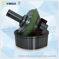 Wholesale Triplex Mud Pump Parts Full Open Valve Assembly With Nbr Hnbr Pu Rubber Seal Api-7k Certified from china suppliers