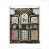 Buy cheap Eco Friendly Family Picture Frame Collage , Large Gold Picture Frames from wholesalers