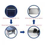 Buy cheap reflect sheet/film cutter machine flatbed cutting plotter sample maker machine from wholesalers