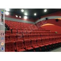 Wholesale Real Feeling Large Screen Hd 3D Cinema System For Holding 40 People from china suppliers