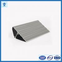 Buy cheap Powder coating aluminum extrusion profiles T5 - T6 temper for ladder from wholesalers