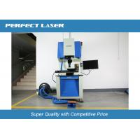 Fiber Laser Cell Solar Silicon Wafers Scribing / Cutting / Dicing Easy Operation Manufactures