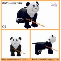 Buy cheap Coin OP for Shopping Mall Cart Toys Move Plush Giant Panda Plush Toys from Guangzhou from wholesalers