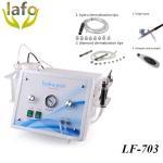 Buy cheap LF-703 4 in 1 diamond dermabrasion machine/ultrasonic skin scrubber/oxygen spray machine from wholesalers