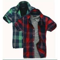 Wholesale Cotton Checked Shirt (LC138) from china suppliers