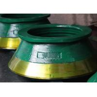 Nordberg High Hardness Cone Crusher Spare Parts Bowl Liner Concave And Mantle Replacement